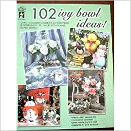 102 Ivy Bowl Ideas Craft Book Amazon Com Books