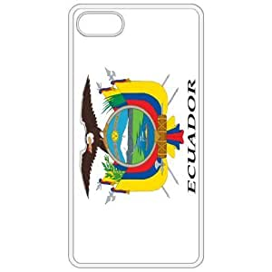 Ecuador Coat Of Arms Flag Emblem White Apple Iphone 4 - Iphone 4s Cell Phone Case - Cover