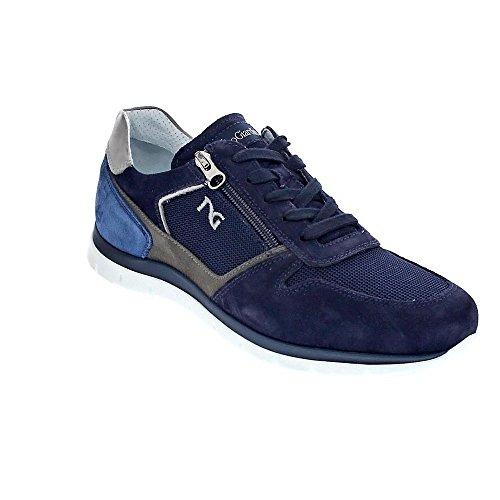 Nero Giardini 0350 - Zapatos con Cordón Hombre