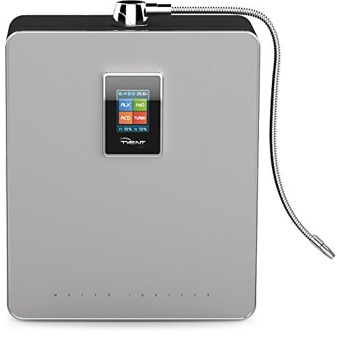 New Tyent Mmp 11 Plate Turbo Water Ionizer Black /& Stainless Steel