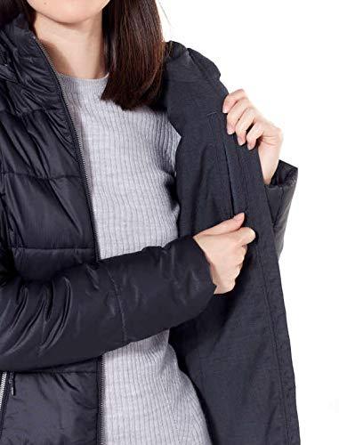 Jacket Black Hooded Heather Jet X Icebreaker Stratus Women's 3q wnaXqxT4f