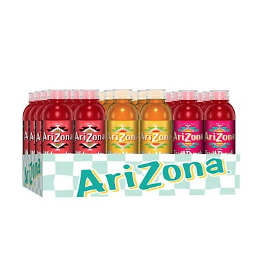 Arizona Juice Variety Pack (20 oz. ea., 24 pk.) ES
