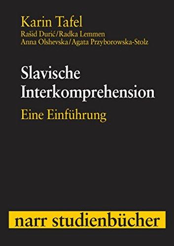 slavische-interkomprehension-eine-einfhrung-narr-studienbcher