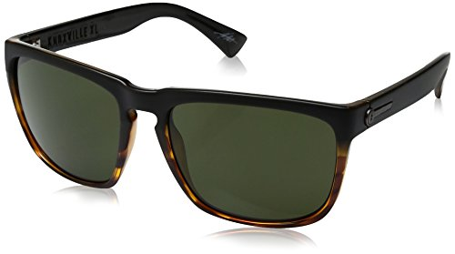 Electric Visual Knoxville Xl Darkside Tortoise/OHM Grey - Sunglasses Electric Ohm