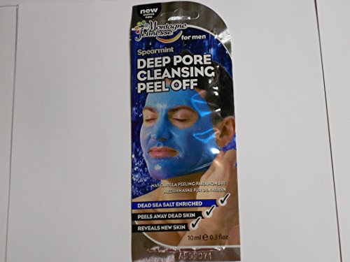 montagne-jeunesse-new-for-men-spearmint-deep-pore-cleansing-peel-off-mask-3-floz