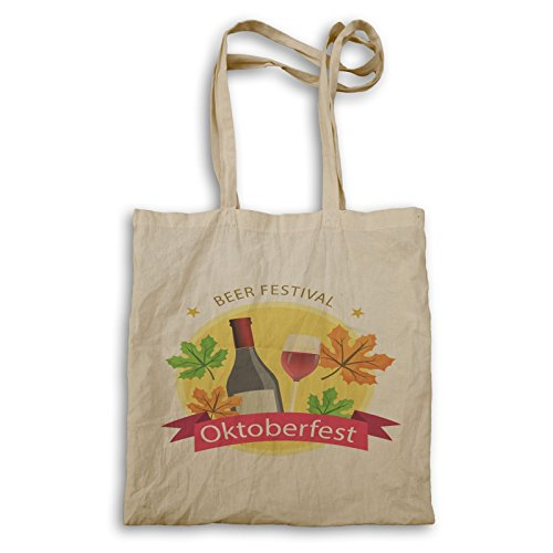 Bierfestival Oktoberfest Tragetasche o969r