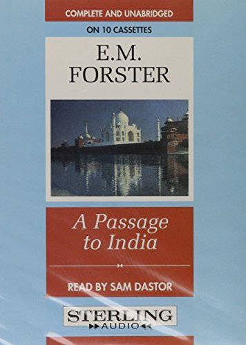 A Passage to India by Chivers North Amer