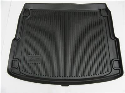 OEM 2011-2015 Audi A8 All Weather Cargo Mat Trunk Liner Tray Protector 4H0061180