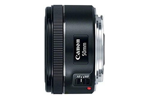 Canon 単焦点レンズ EF50mm F1.8 STM フルサイズ対応 EF5018STMのサムネイル画像
