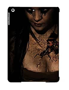 Durable Case For The Ipad Air - Eco-friendly Retail Packaging(dark Art Gothic )