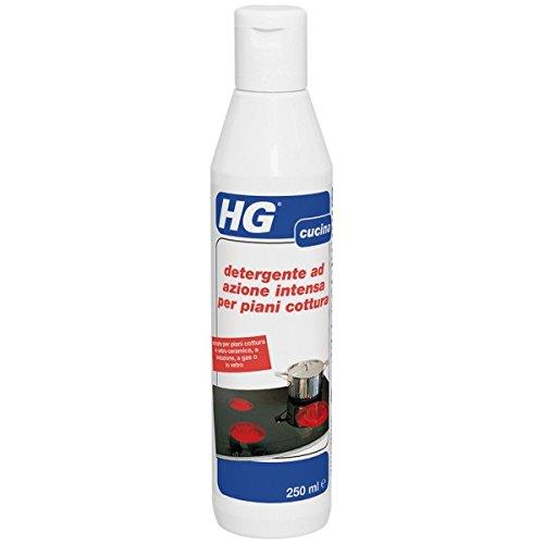 HG - Detergente de acción intensiva, para la limpieza de encimeras de cocina o vitrocerámicas