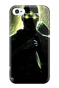 Keyi chrissy Rice's Shop New Style Hot Splinter Cellchaos Theory First Grade Tpu Phone Case For Iphone 4/4s Case Cover 8696872K32963501