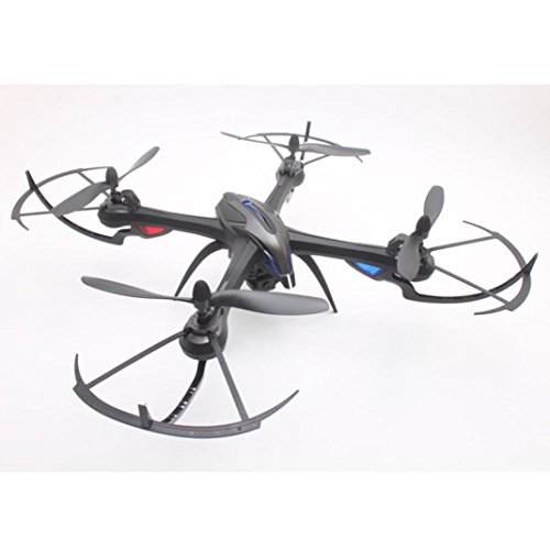 OVERMAL i8H 2.4GHz 4CH 6 Axis Gyro RC Quadcopter Air Press Altitude Hold Compass by OVERMAL
