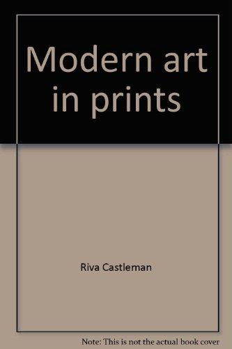 Modern art in prints