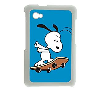 Generic Shells For Womon Amazon For Samsung Galaxy P6200 Pad Abs With Snoopy 3