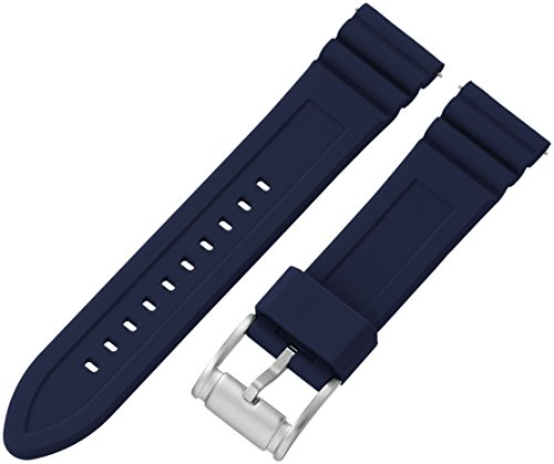 Fossil S221302 Silicone Watch Strap product image