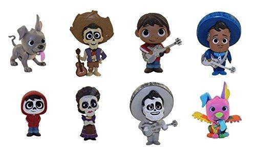 Funko Mystery Mini: Disney Pixar, Coco, Una figura de vinilo aleatorio, surtidos (22883): Amazon.es: Juguetes y juegos