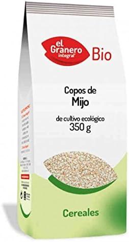 COPOS BIO MIJO 250g - EL GRANERO INTEGRAL