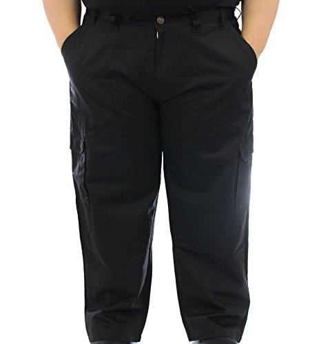 Kam Jeanswear Mens Heavy Duty Cargo Pants