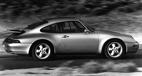 1995 Porsche 911 993 Carrera Coupe Automobile Photo Poster from AutoLit