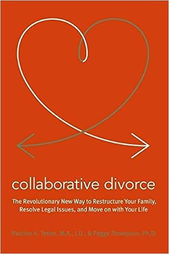 Charting path through overwhelm divorce