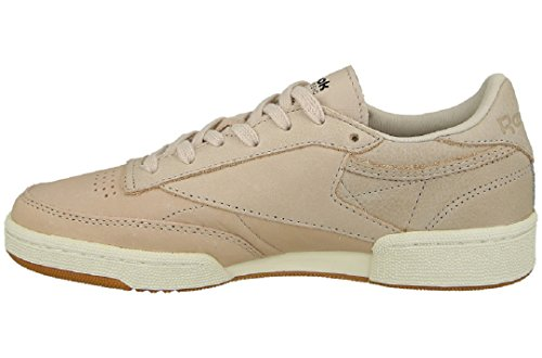 Reebok Damen Schuhe Club C 85 Golden Naturals Rose Moonwhite