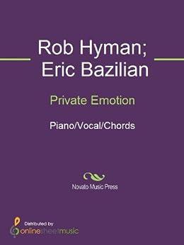 Private Emotion by [Eric Bazilian, Meja, Ricky Martin, Rob Hyman]