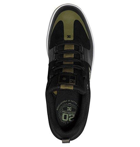 Nero Scarpe Da Gum Bassi Dc Prestigio Nero Superiori Nero Lynx Skate Adys100209 Per Uomini Shoes Gli S UwqwxYO0