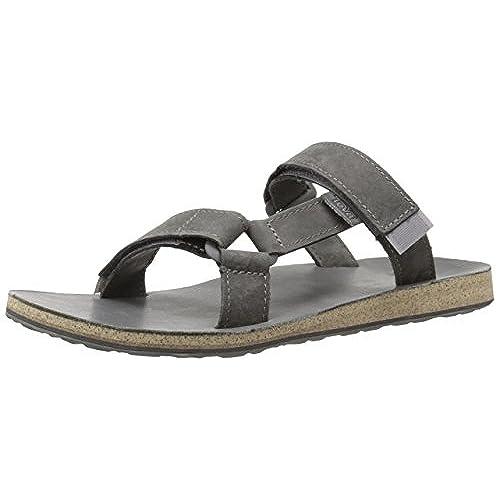 48910b76e537 low-cost Teva Men s Universal Slide Leather Sandal - holmedalblikk.no