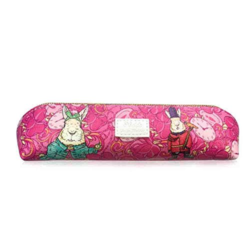 rganizer Case Stationery Pouch Bag Coin Purse Pouch Case Cosmetic Makeup Bag (Pink Rabbit) ()