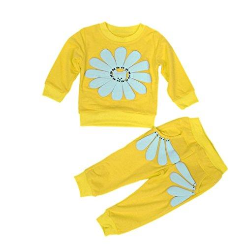 Sunflower Costume with Leggings - 8