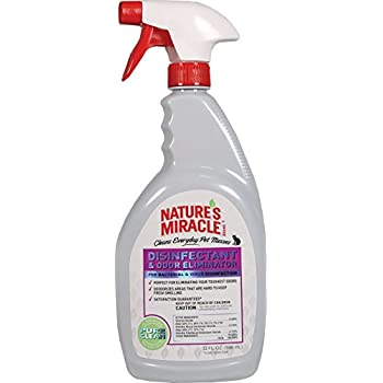 Nature S Miracle Disinfectant And Odor Eliminator