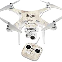 Skin For DJI Phantom 3 Standard – Key To Success | MightySkins Protective, Durable, and Unique Vinyl Decal wrap cover | Easy To Apply, Remove, and Change Styles | Made in the USA