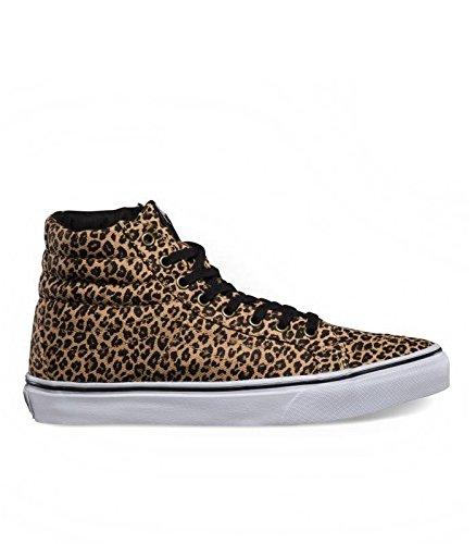scarpe vans leopardate