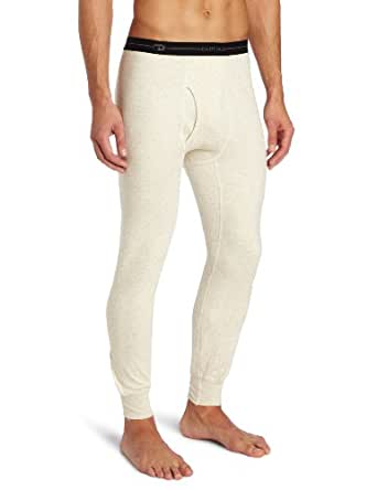 Duofold Men's Big-Tall Heavy Weight Plus Bottom , Oatmeal Heather, XX-Large