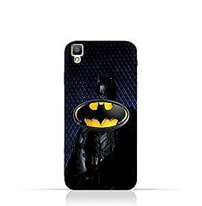 Oppo F1 TPU Silicone Protective Case with Batman Design
