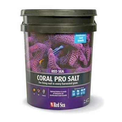 Reef salt mix