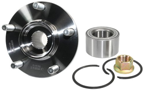 DuraGo 29518516 Front Hub Assembly Kit Wheel Hub Flange Kit