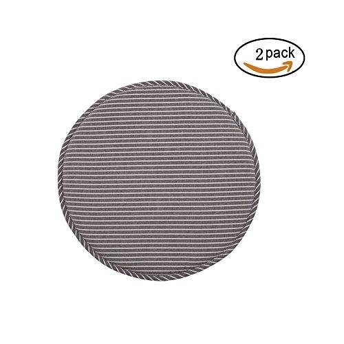 TMJJ Round Stool Bar Pad Soft Sponge Seat Pad Diametre 13