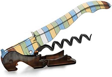 Pulltap's Genuine Madera Sacacorchos, Multicolor (Wood Color)
