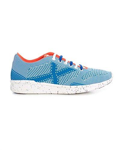Sneaker Munich Anoia Blau Blau