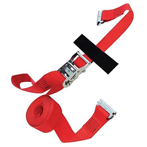 USA! Snaplocs E-Strap 2X20 Ratchet With Hook /& Loop Storage Fastener SLTE220RR SNAP-LOC