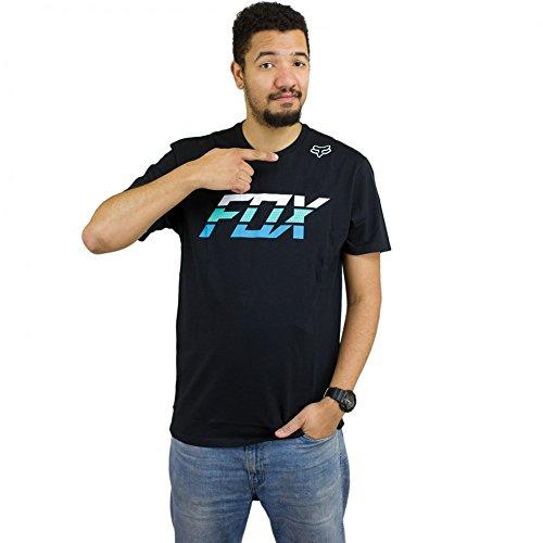 Fox T-Shirt Seca Splice schwarz XL
