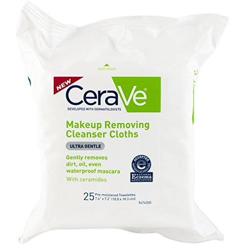 CeraVe Makeup Removing Cleanser Cloths product image