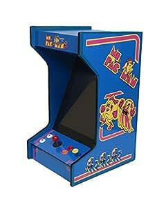 Tabletop/Bartop Arcade With 412 Games