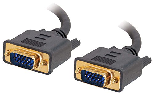(C2G 15m Flexima HD15 UXGA M/M Monitor Cable)
