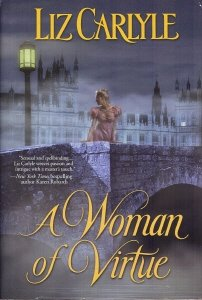 book cover of A Woman of Virtue