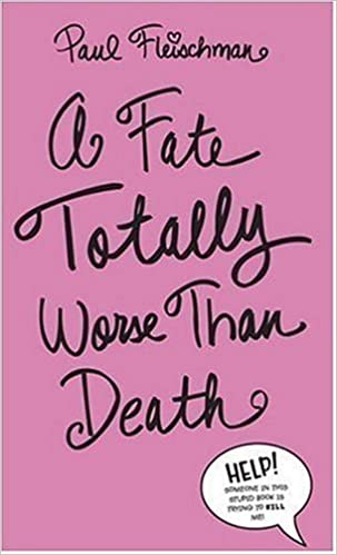 Image result for a fate totally worse than death book cover