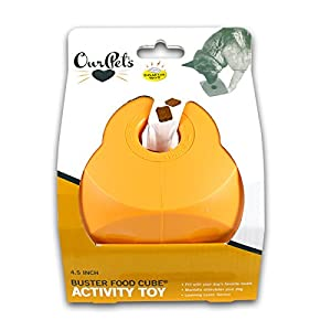 Pet Supplies : Pet Chew Toys : OurPets Buster Food Cube
