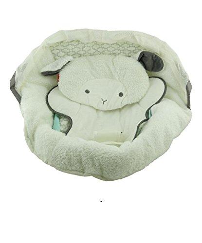 Fisher Price Cradle Swing Replacement Pad BGB34 MY LITTLE LAMB PLATINUM II
